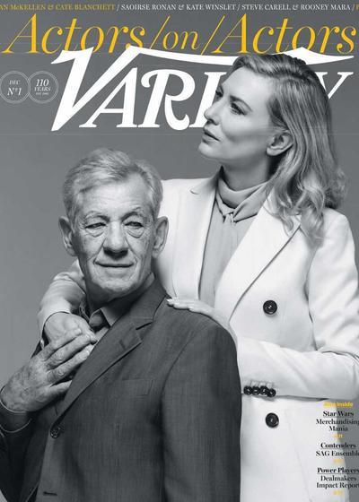 Actors on Actors - Cate Blanchett and Ian McKellen海报