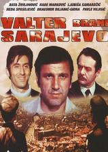 瓦尔特保卫萨拉热窝海报