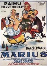 马里乌斯海报