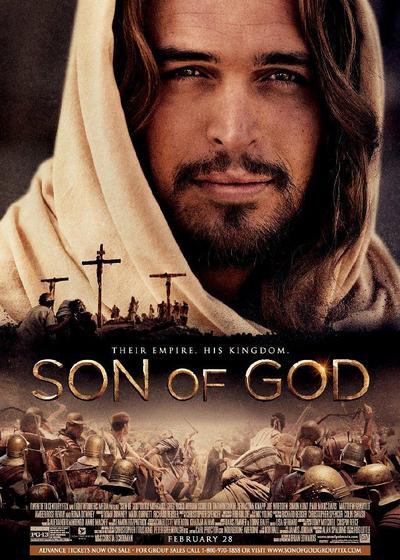 上帝之子海报