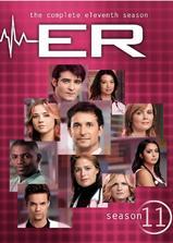 急诊室的故事 第十一季海报
