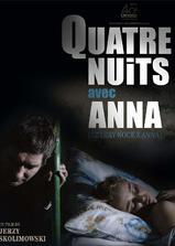 与安娜的四个夜晚海报