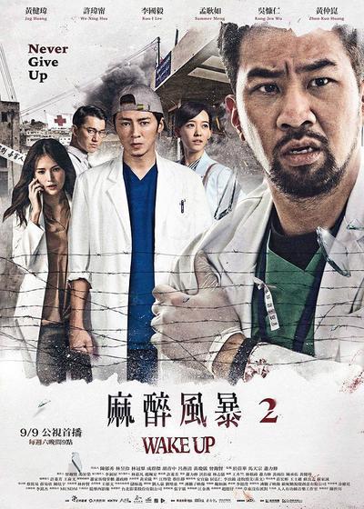 麻醉风暴2海报