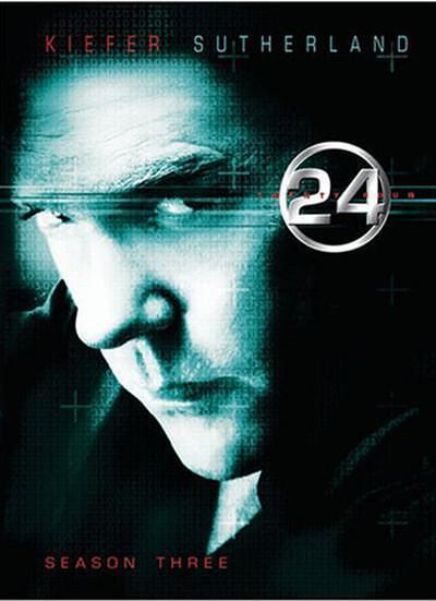 24小时 第三季海报