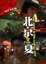 北京之夏海报