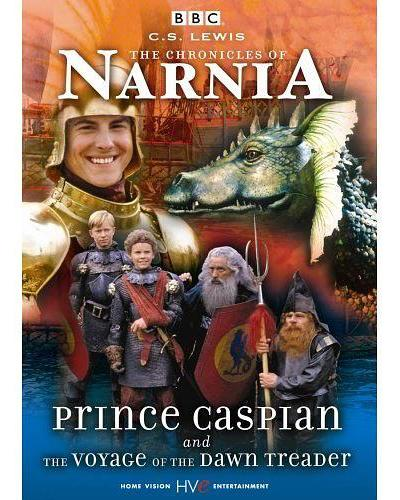 纳尼亚传奇:凯斯宾王子,黎明踏浪号海报