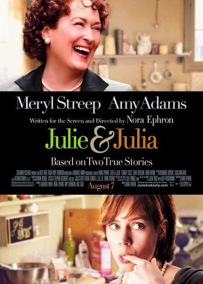朱莉与朱莉娅海报