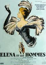 艾琳娜和她的男人们海报