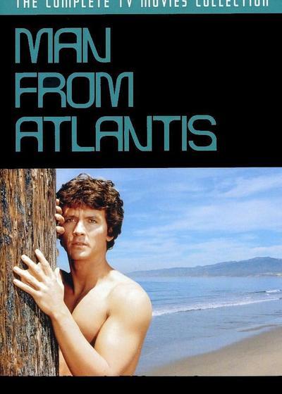大西洋底来的人海报
