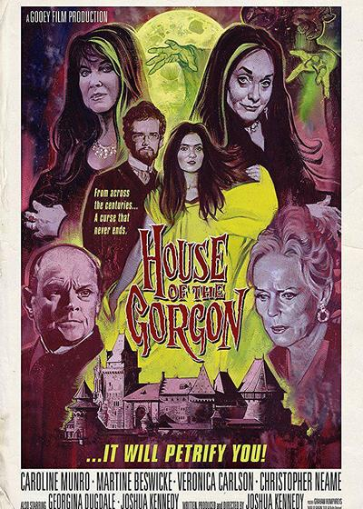 House of the Gorgon海报
