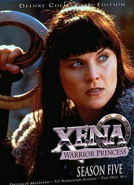 战士公主西娜 第五季