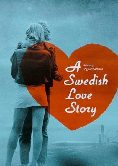 瑞典爱情故事海报