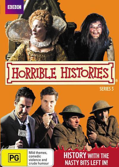 糟糕历史 第三季海报