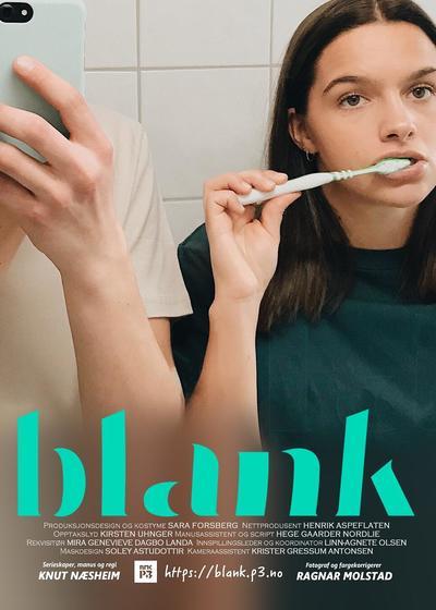 Blank海报