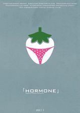 草莓百分百海报