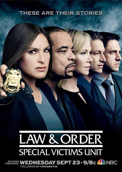 法律与秩序:特殊受害者 第十七季海报