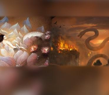 《白蛇传》原型竟然是一个令人不寒而栗的恐怖故事……