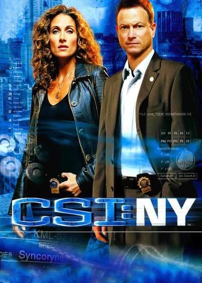 犯罪现场调查:纽约 第四季海报