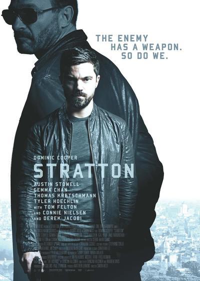 斯特拉顿海报