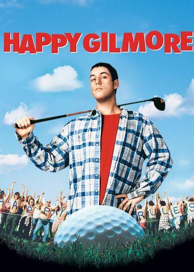 高尔夫球也疯狂海报