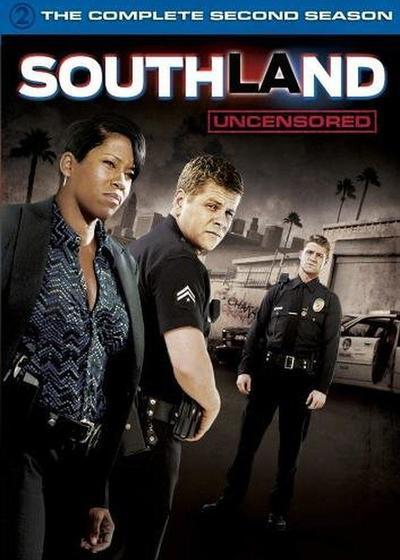 南城警事  第二季海报