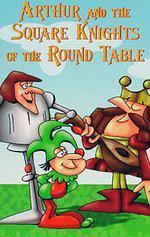 亚瑟和他的圆桌骑士海报