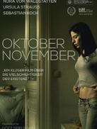 十月,十一月