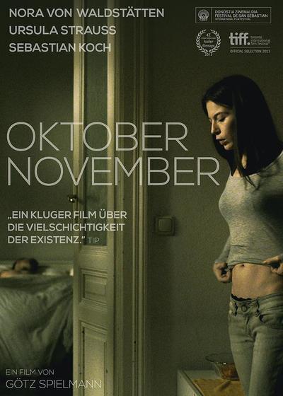 十月,十一月海报
