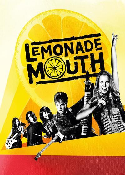 柠檬大嘴巴海报