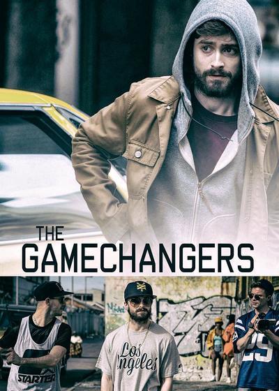 游戏改变者海报
