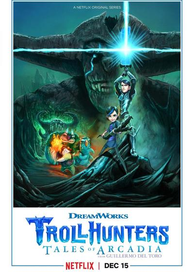 巨怪猎人 第二季海报