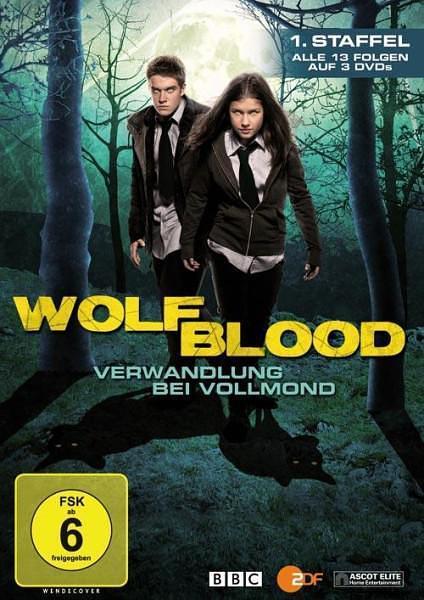 狼血少年 第一季