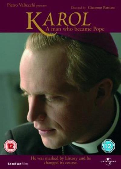 教皇保罗二世前传海报