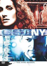 犯罪现场调查:纽约 第三季海报