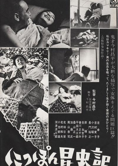 日本昆虫记海报