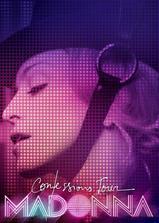 麦当娜2006忏悔之旅演唱会海报