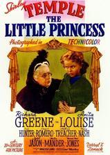 小公主海报