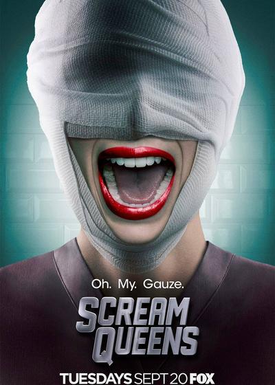 尖叫皇后 第二季海报
