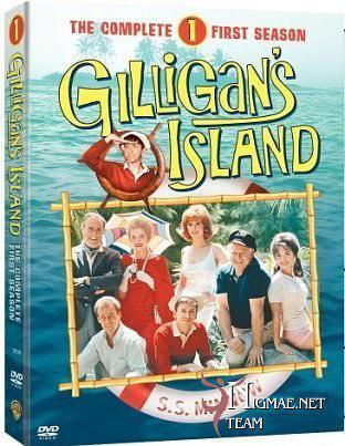 吉利根岛海报