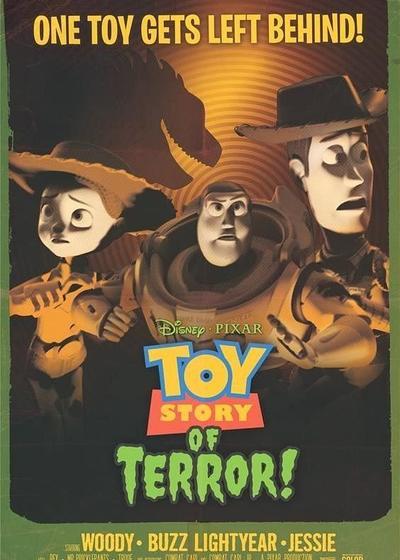 玩具总动员之惊魂夜海报