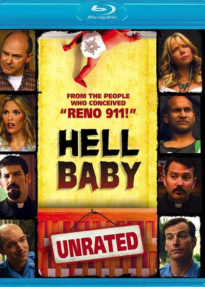 地狱魔婴海报