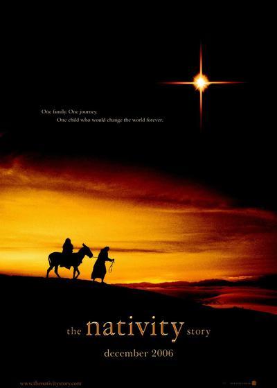 基督诞生记海报