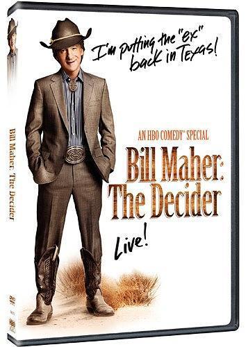 比尔·马厄:决定者