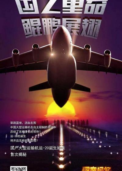 大国鲲鹏海报