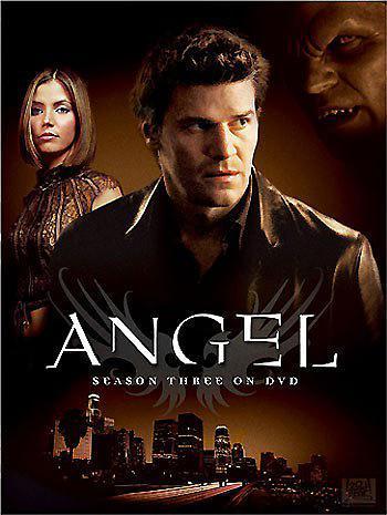 暗黑天使 第三季海报