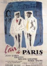 巴黎风貌海报