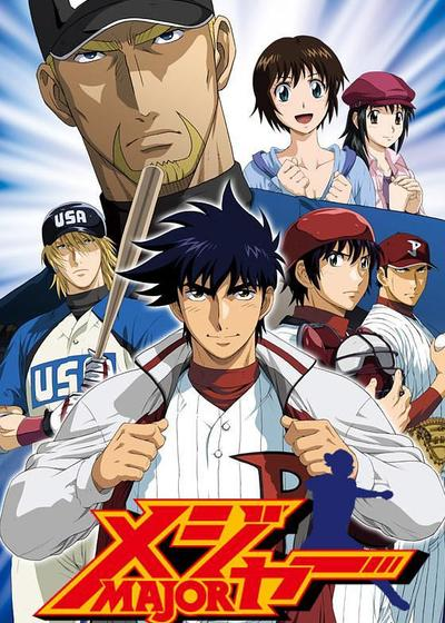 棒球大联盟 第五季海报