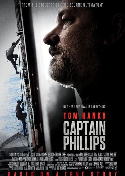 菲利普船长海报