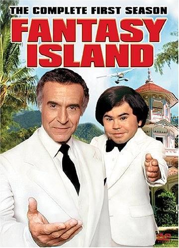 梦幻岛海报