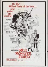 怪兽大聚会海报